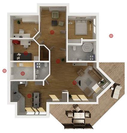خانه هوشمند 2